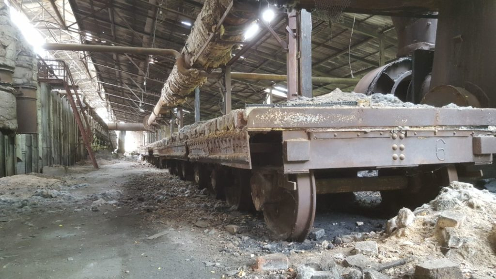 Visit Abandoned Factory